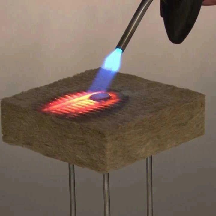 Glaswolle Feuerresistent